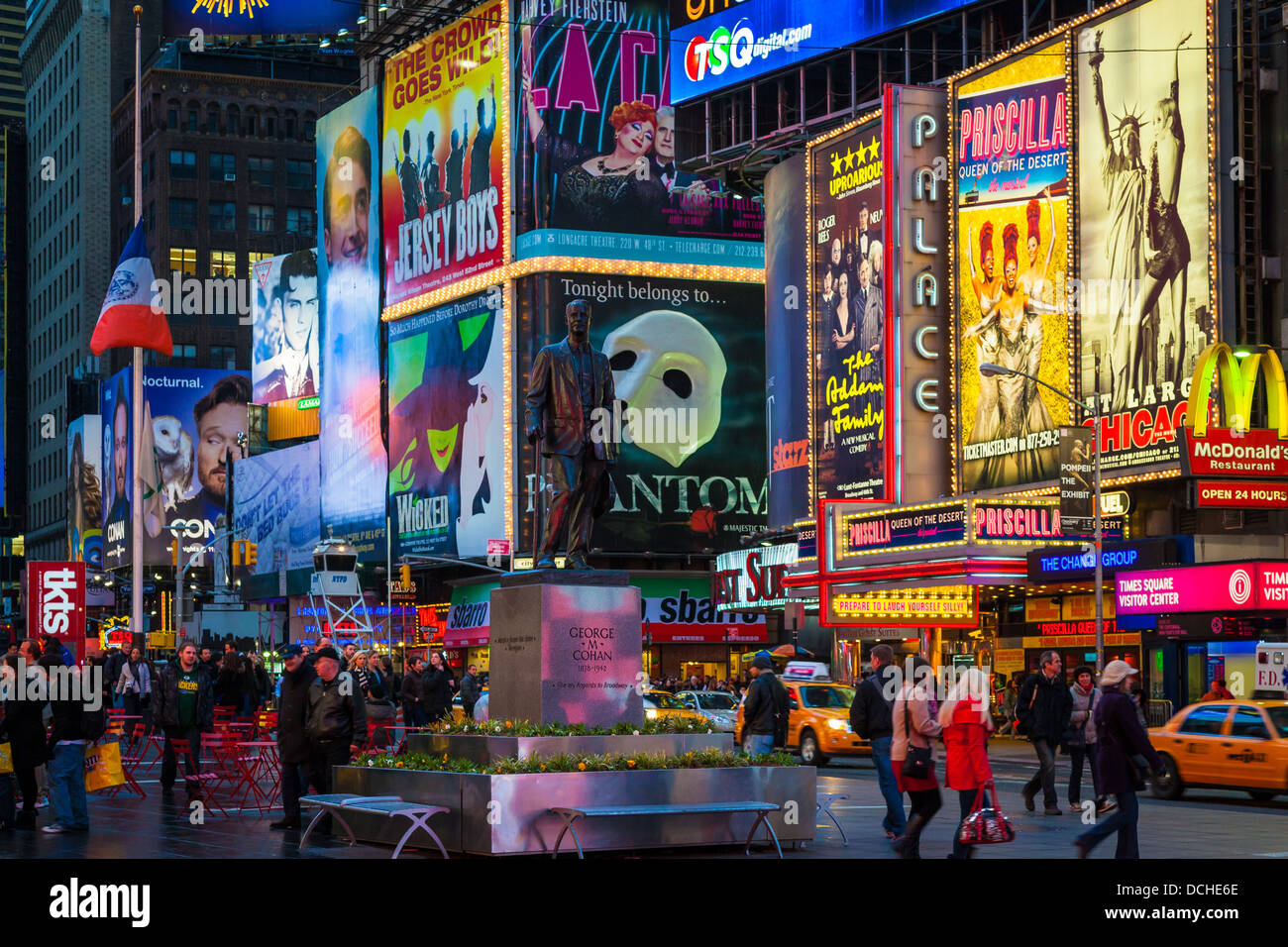 Set in the heart of Times Square, Millennium Broadway is your quiet escape in the city that never sleeps. Enjoy convenient access to New York's famed Broadway theatres, including our .