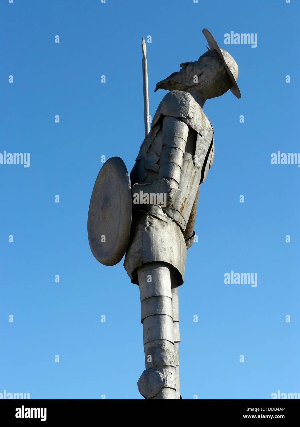 Puerto l pice ciudad real espa a monumento a don quijote - Hotel el quijote madrid ...