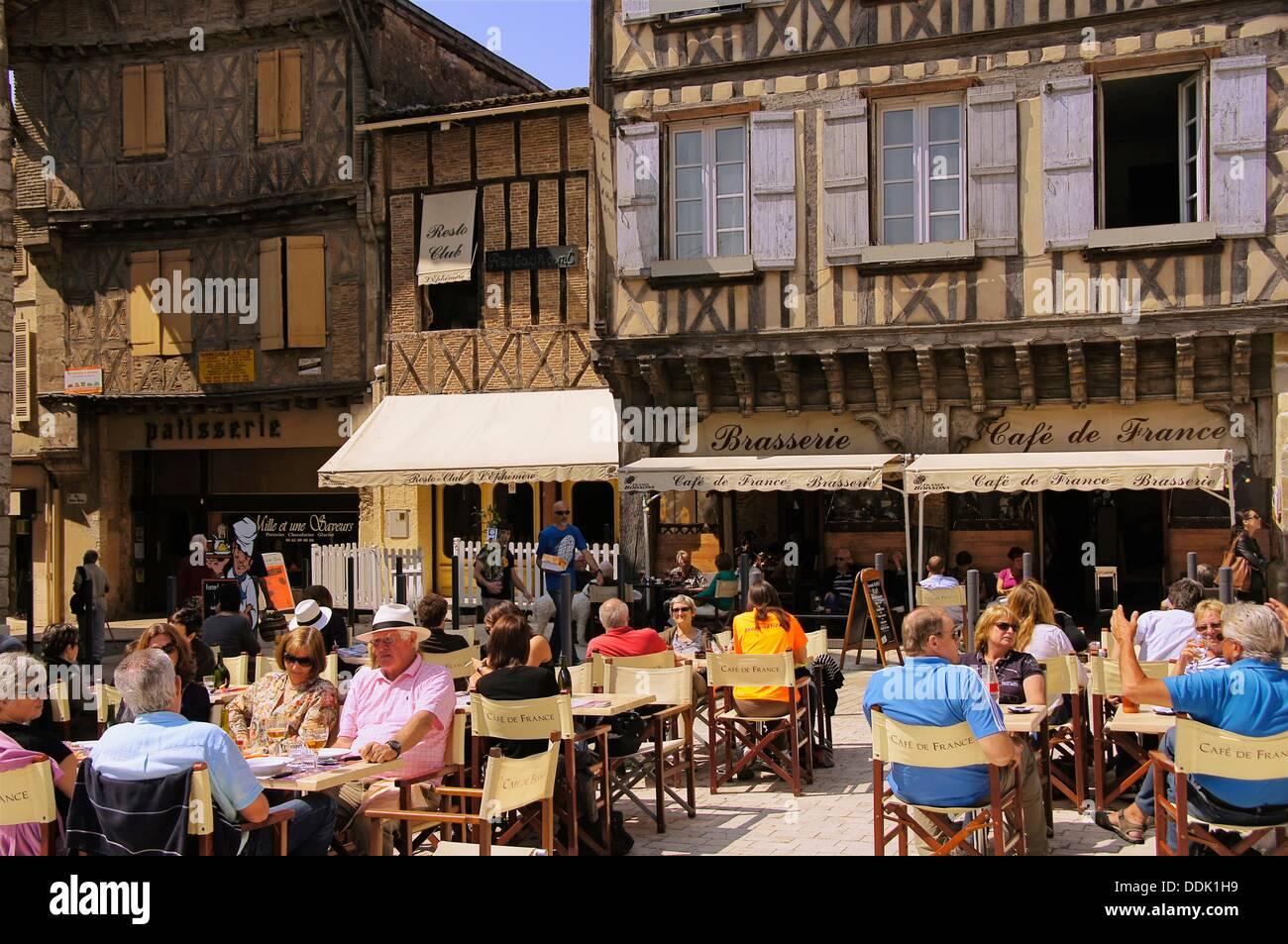 Cafe De France Eauze