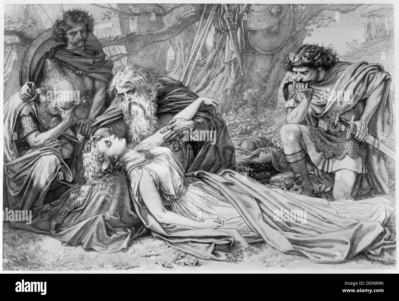 king lears loss of sanity in william shakespeares king lear As levidov states in his three shakespeares, that richard is shakespeare's  in king lear, shakespeare returns  of the reign of the lears and.