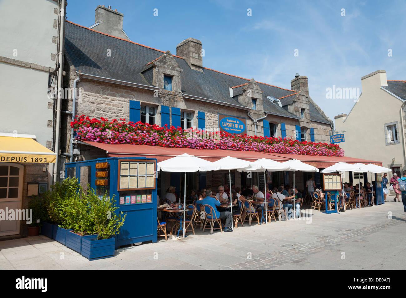 Restaurant Concarneau La Ville Close