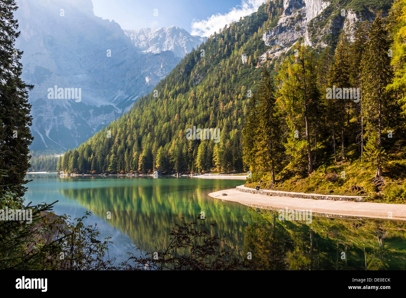 lago di braies prags - photo #27