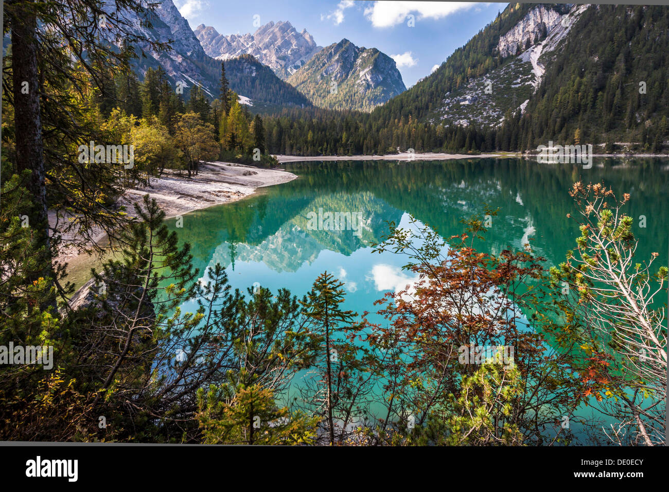 lago di braies prags - photo #20