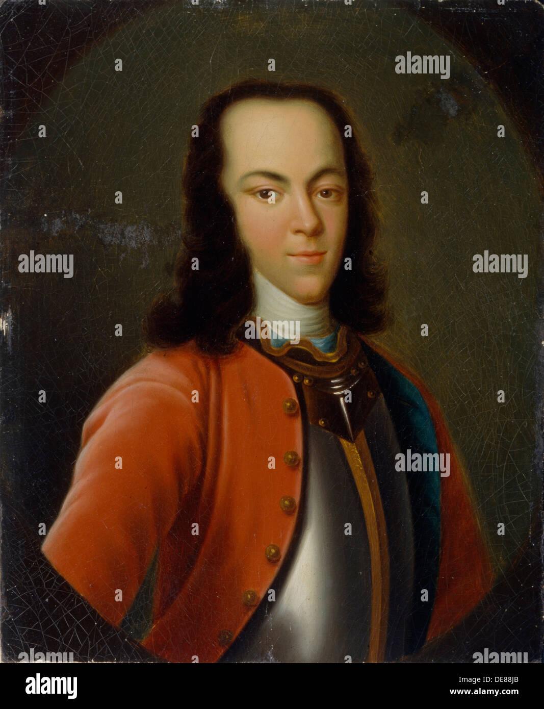 Portrait of Tsarevich Alexei Petrovich of Russia (1690 ...