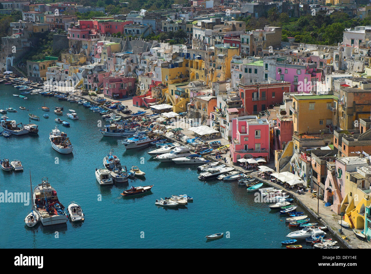 the colorful harbor in - photo #25