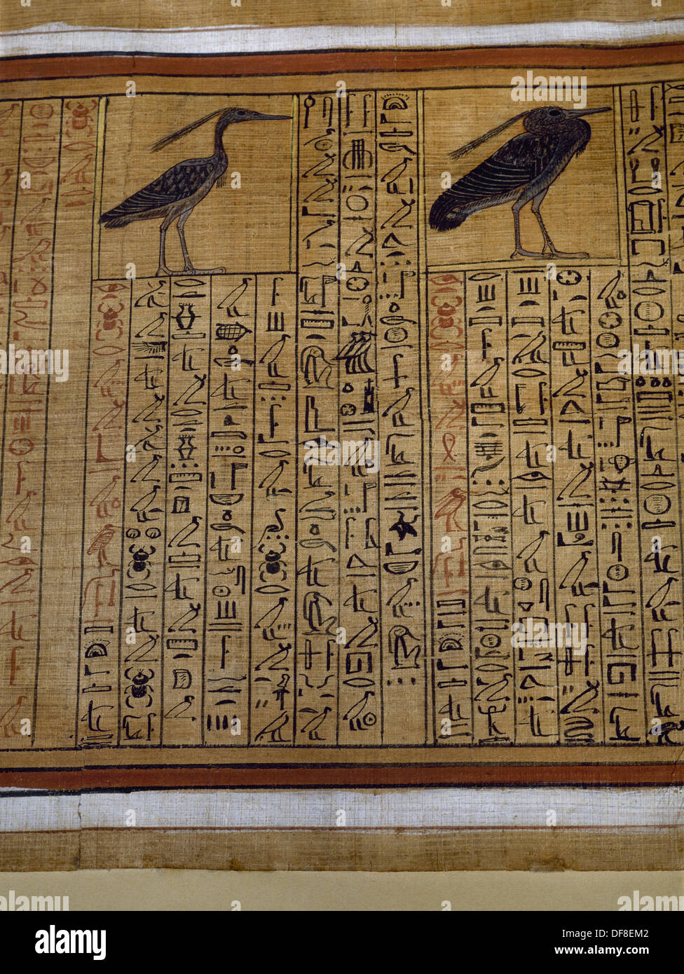 book of the dead in egypt