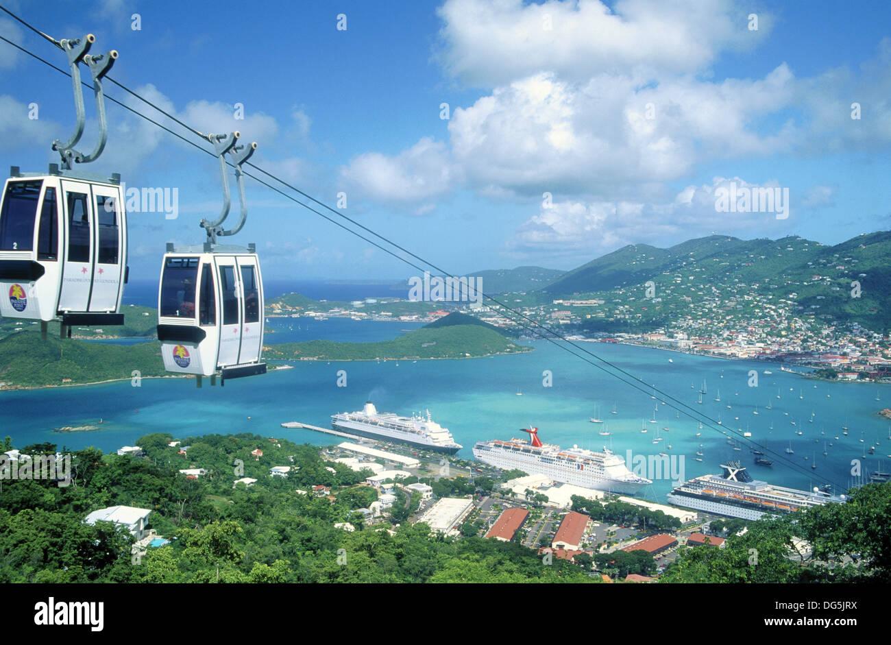 Travel To American Virgin Islands