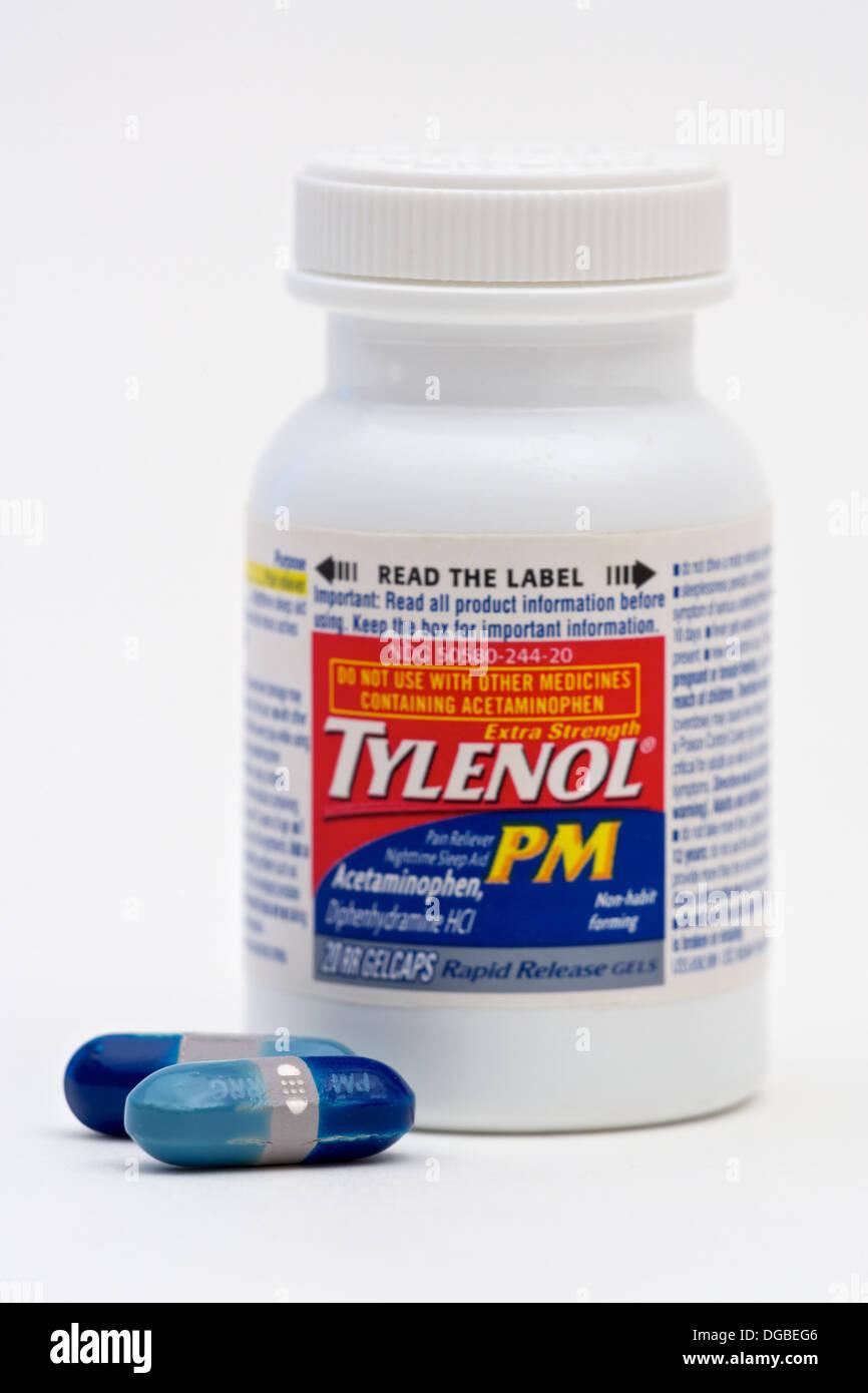 Tylenol Pm L6 Pill