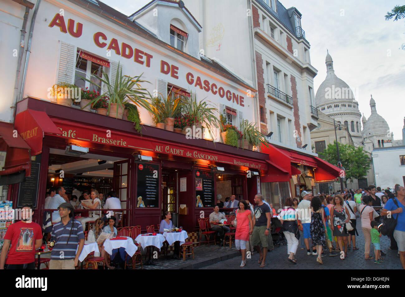 Cadet Paris Restaurant