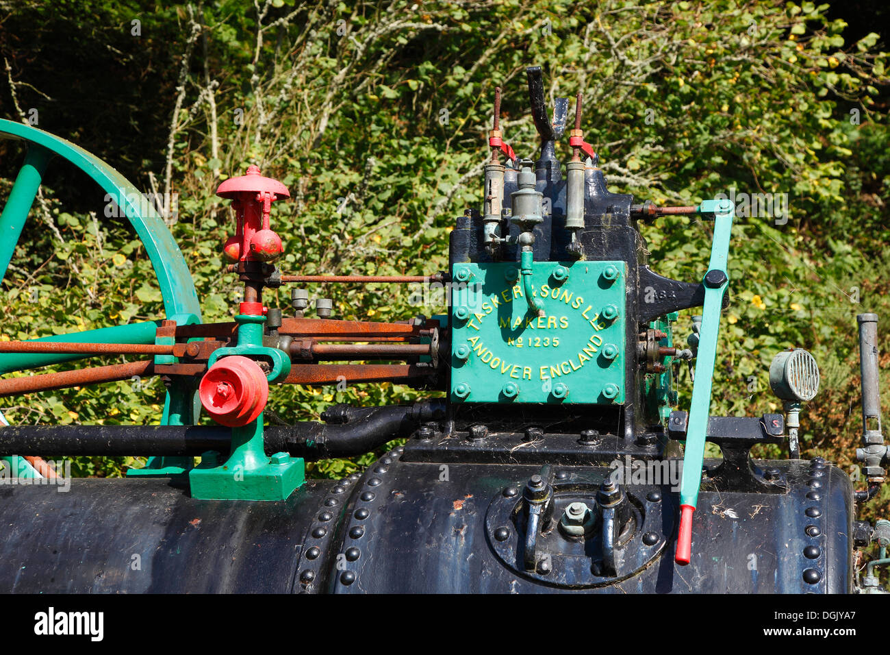 tasker-steam-engine-valve-gear-isle-of-w