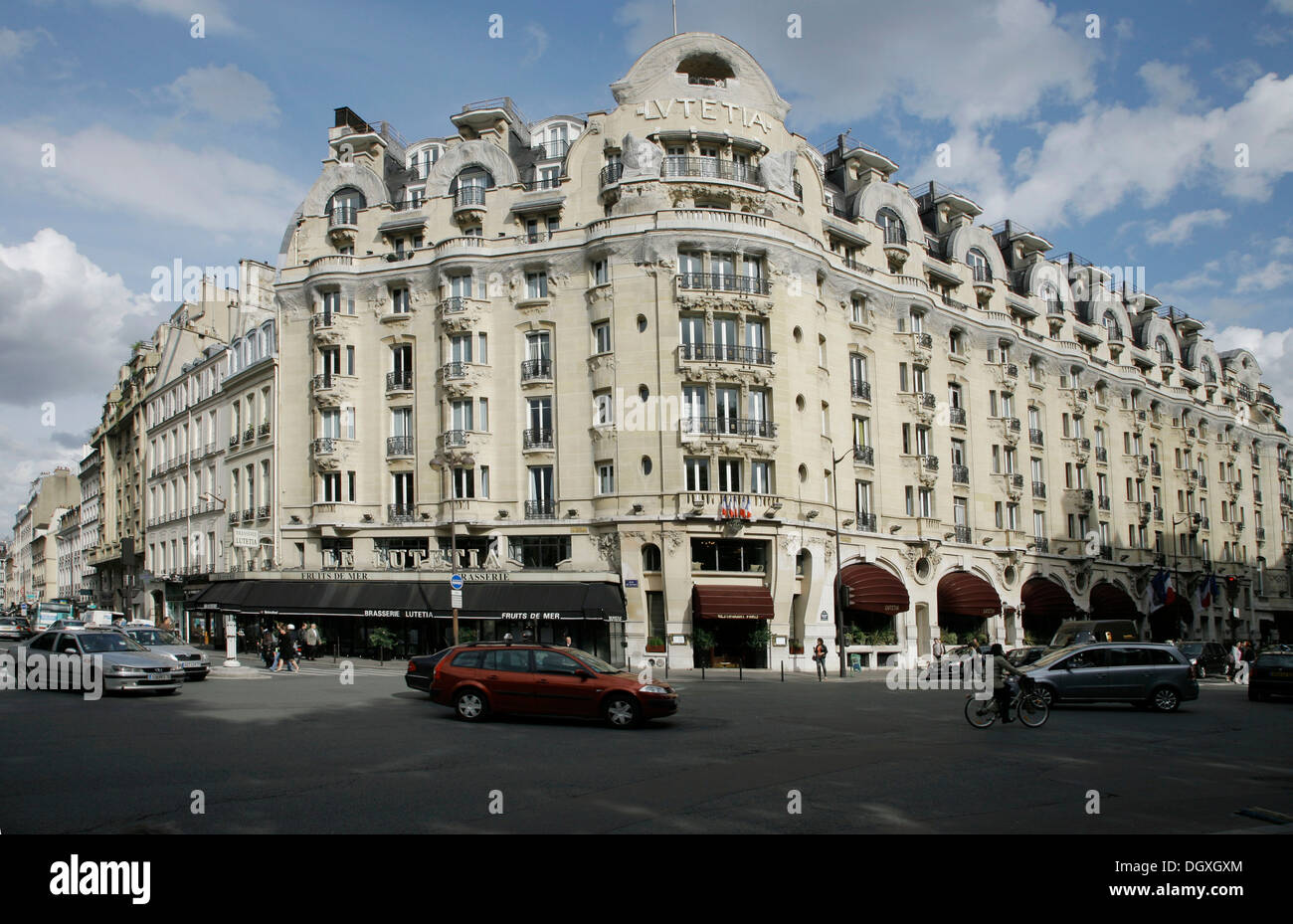 hotel lutetia boulevard raspail saint germain des pr s. Black Bedroom Furniture Sets. Home Design Ideas