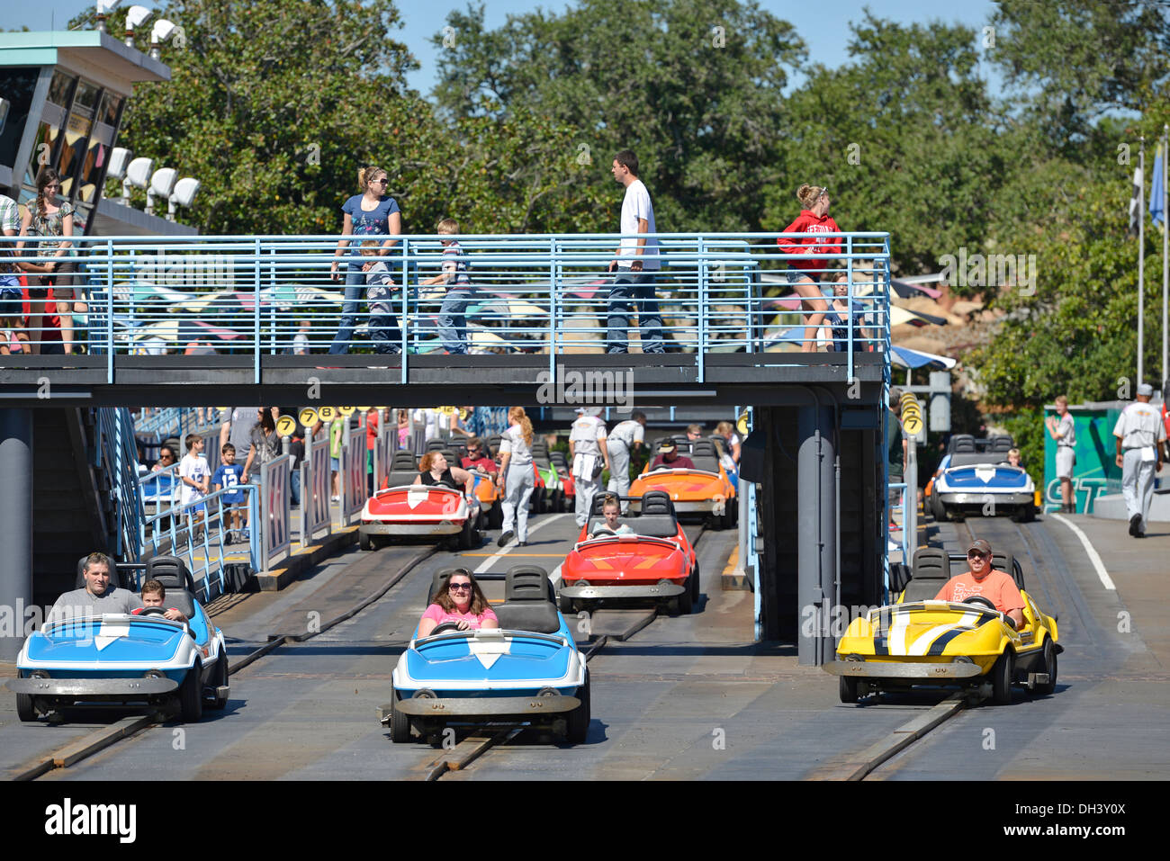 Car Racing Orlando Florida