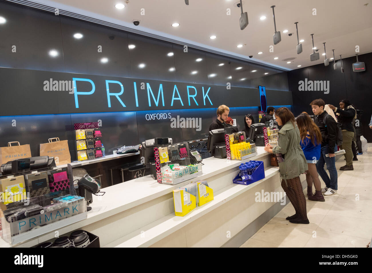 Find your nearest Primark store locations in United Kingdom.