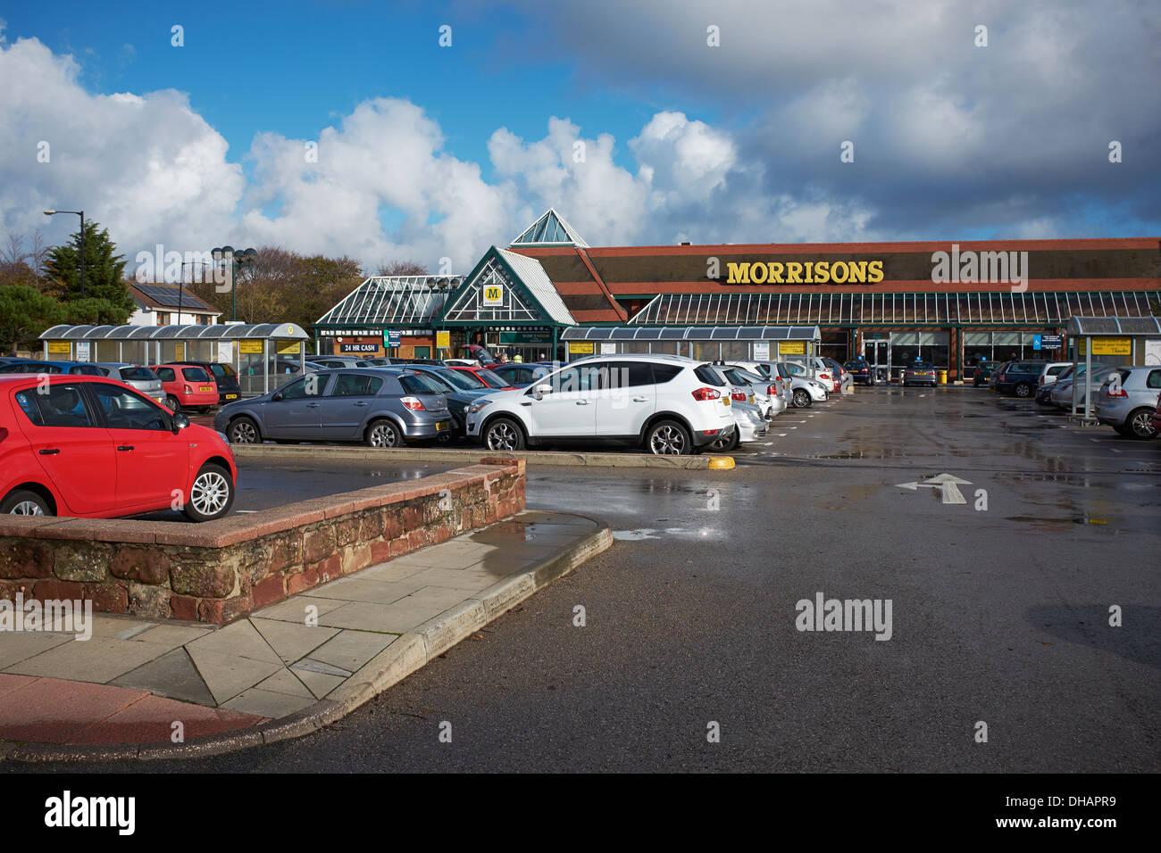 Morrisons Car Park