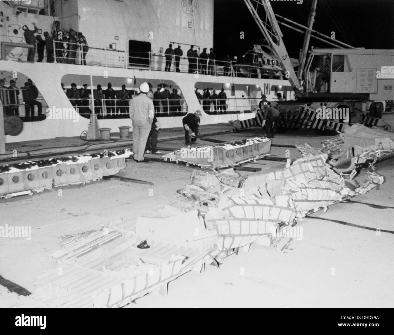 space shuttle challenger wreckage - photo #11