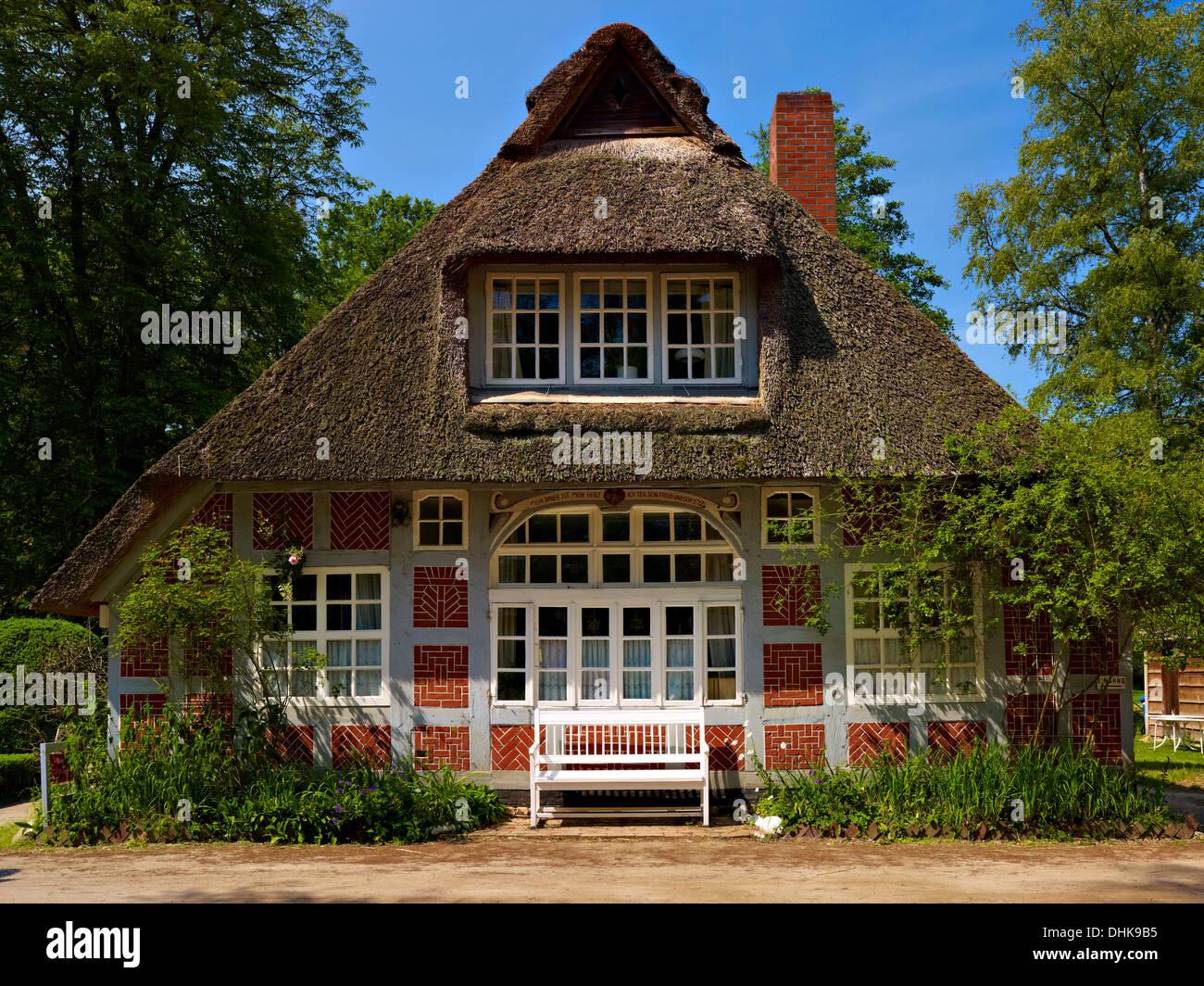 Haus im Schluh Residence of Martha Vogeler Worpswede