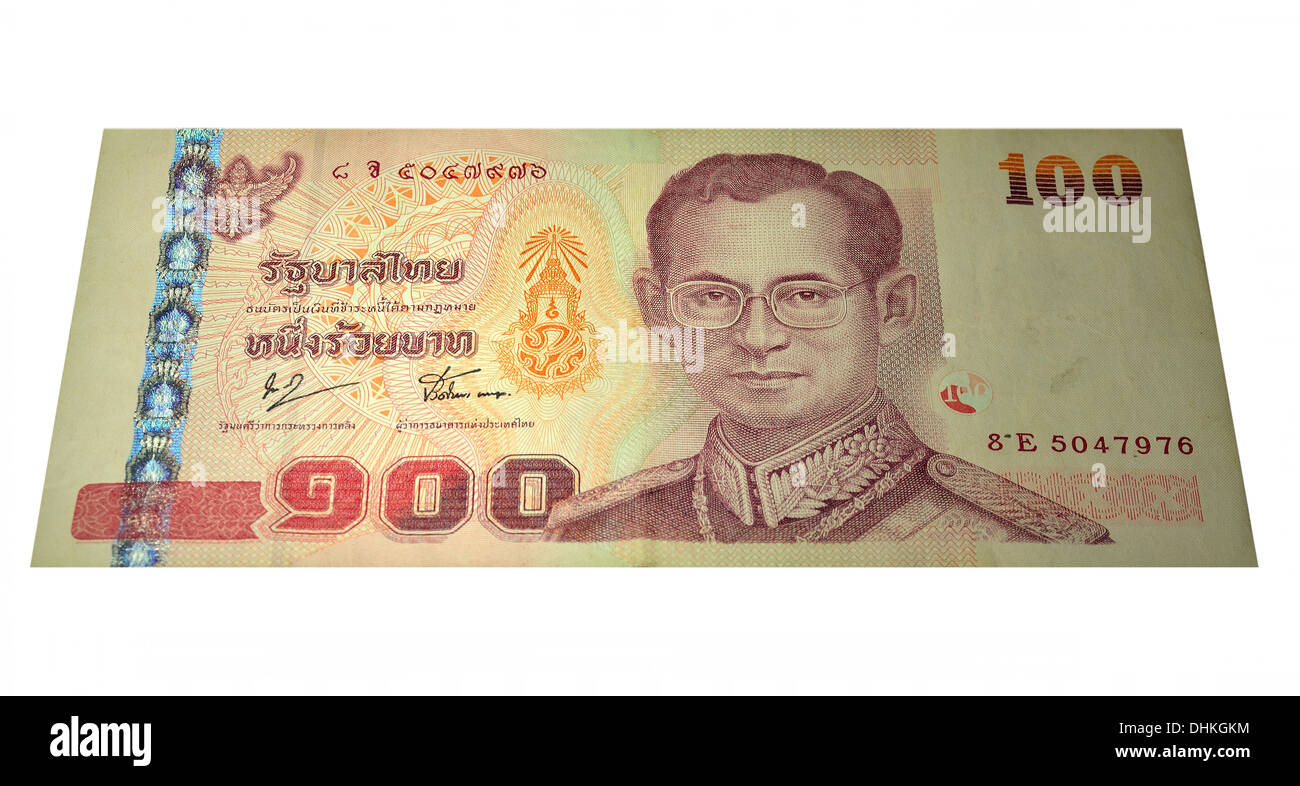 thai, money, thailand, bank, banking, baht, coins, rate, 100, paying Stock Photo, Royalty Free ...