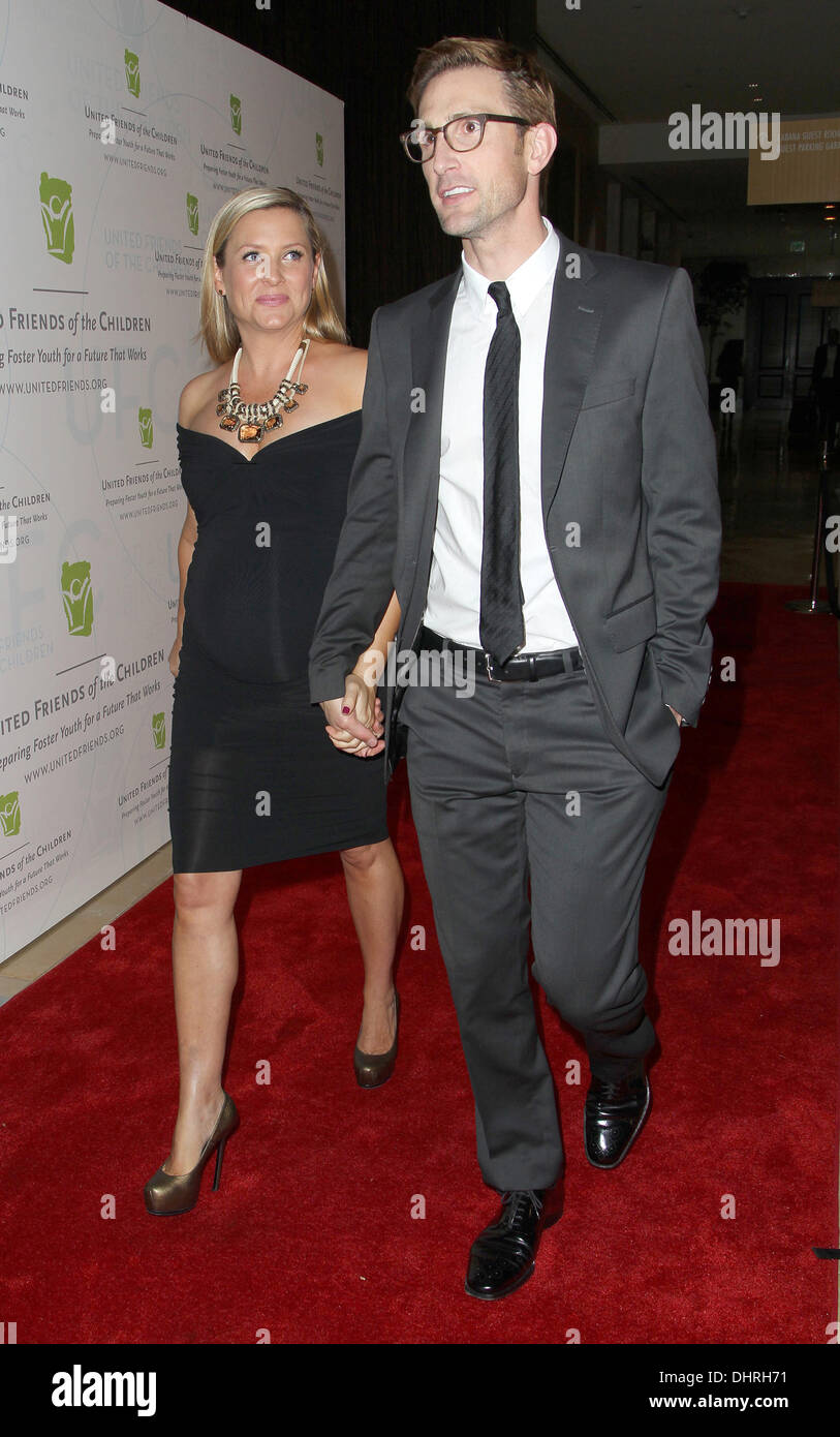 Jessica Capshaw And Christopher Gavigan United Friends Of