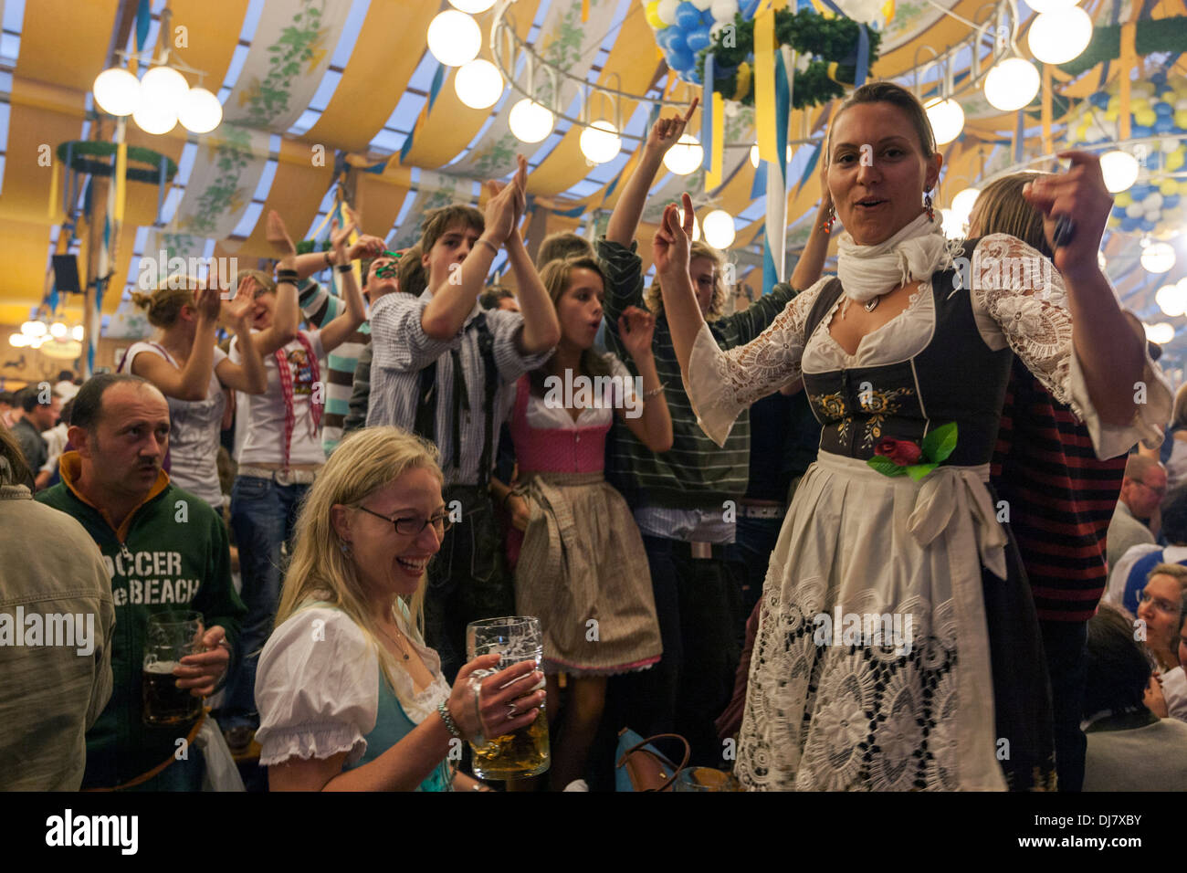 girl-dancing-on-the-table-in-the-oktober