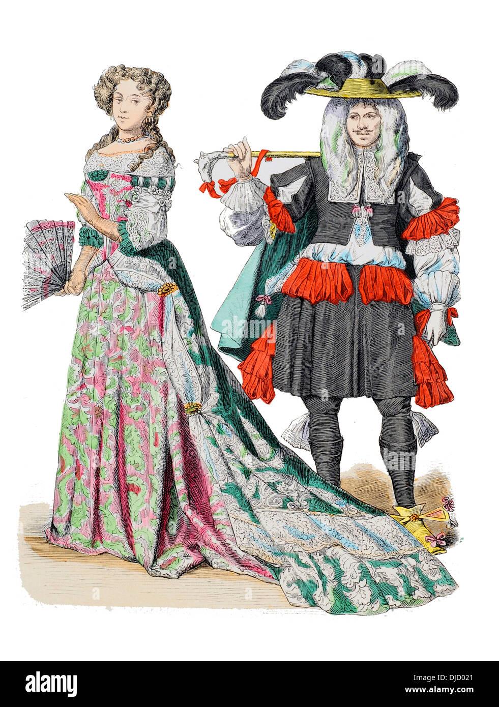 Late Th Century Fashion Male