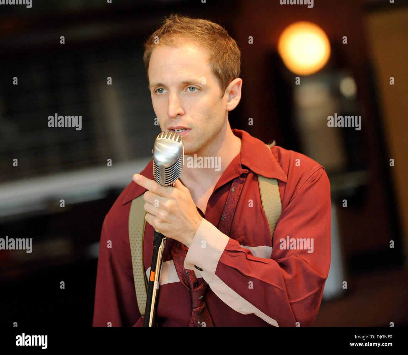 Martin Kaye 'Million Dollar Quartet' Media Preview At