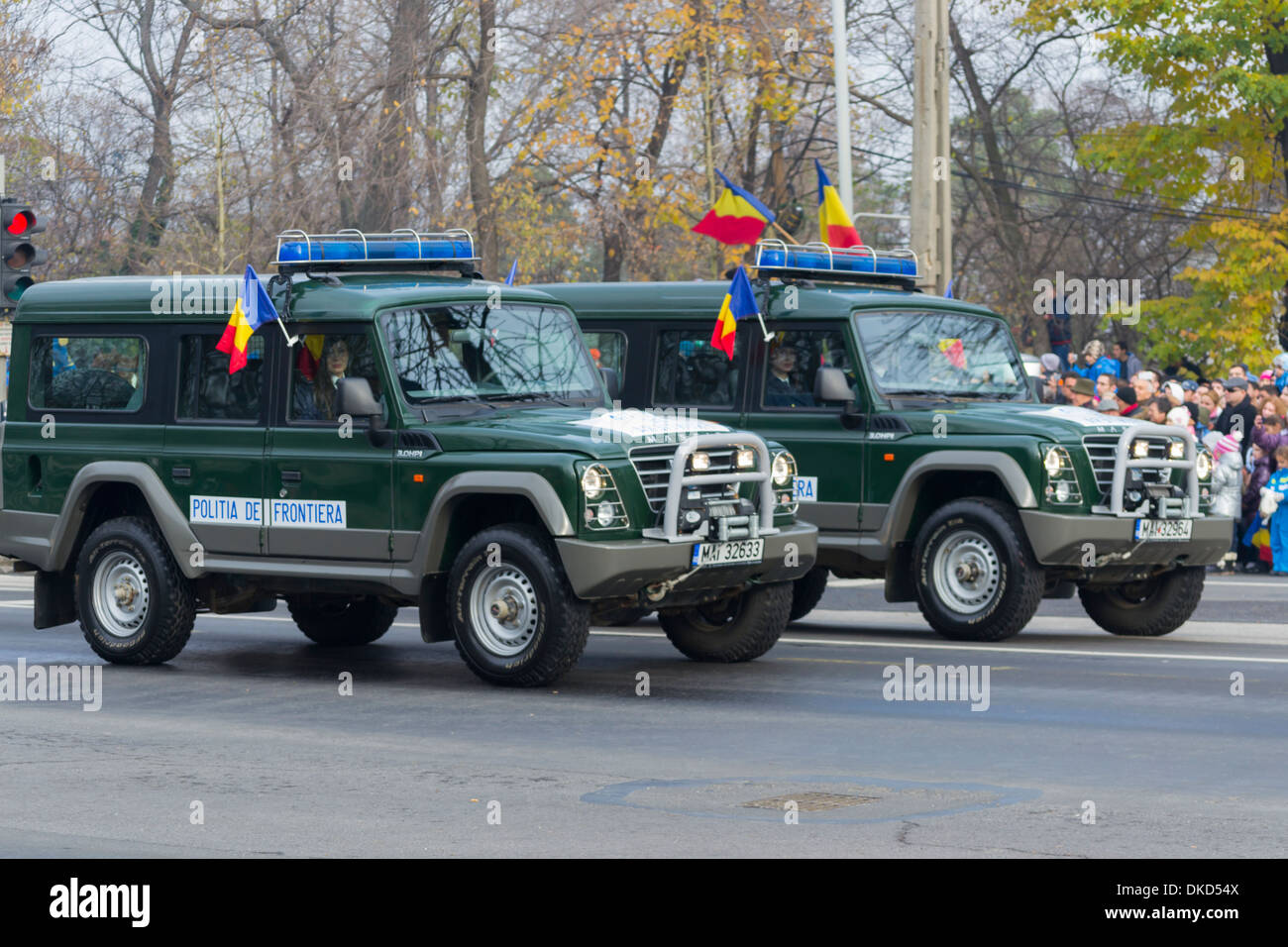 romanian border police iveco massif 4x4 cars december. Black Bedroom Furniture Sets. Home Design Ideas