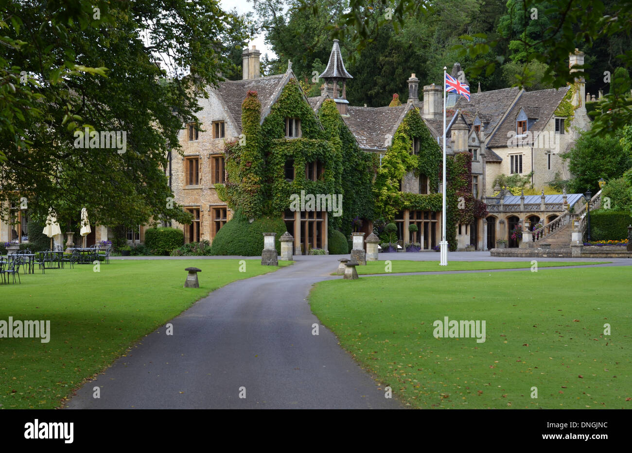 Manor House Hotel Castle Combe Wiltshire
