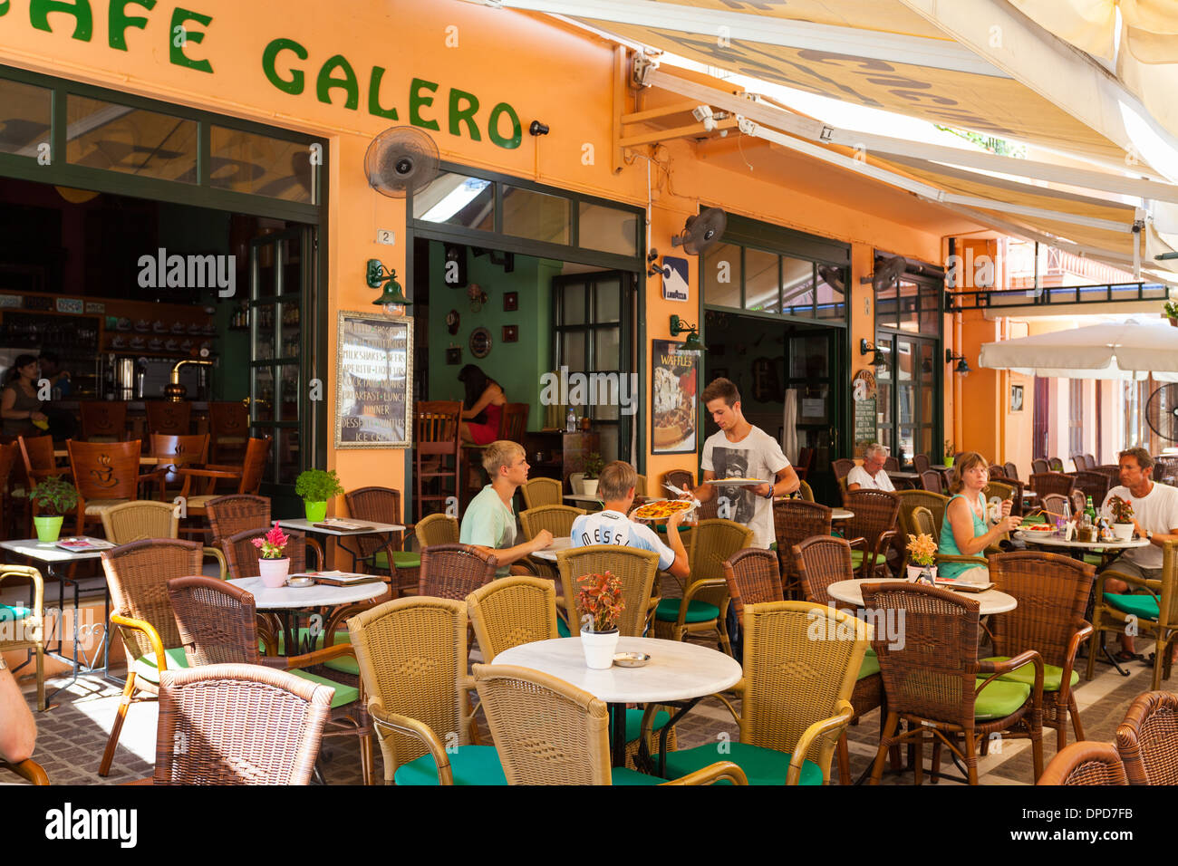 Cafe Galero Is A Mediterranean European Style Restaurant