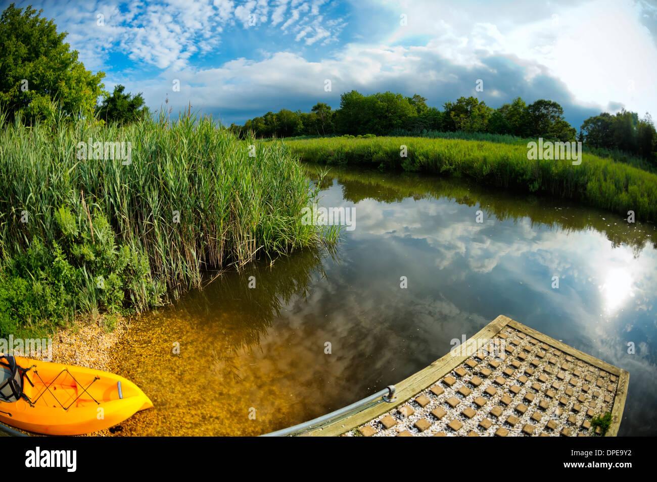 peaceful-marshland-stream-with-ramp-oran