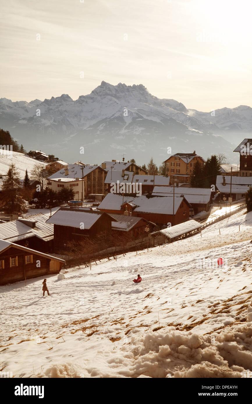 leysin-switzerland-alpine-skiing-village