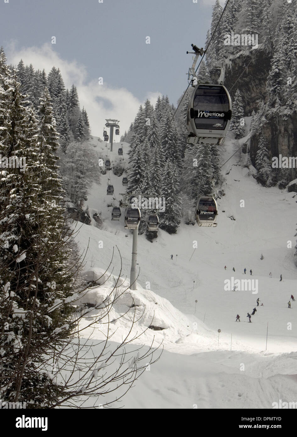 Ardent ski lift morzine webcam