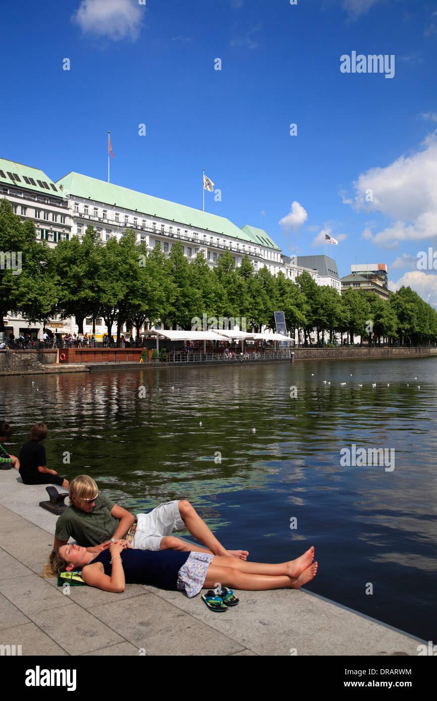 Jahreszeiten Hamburg Hotel