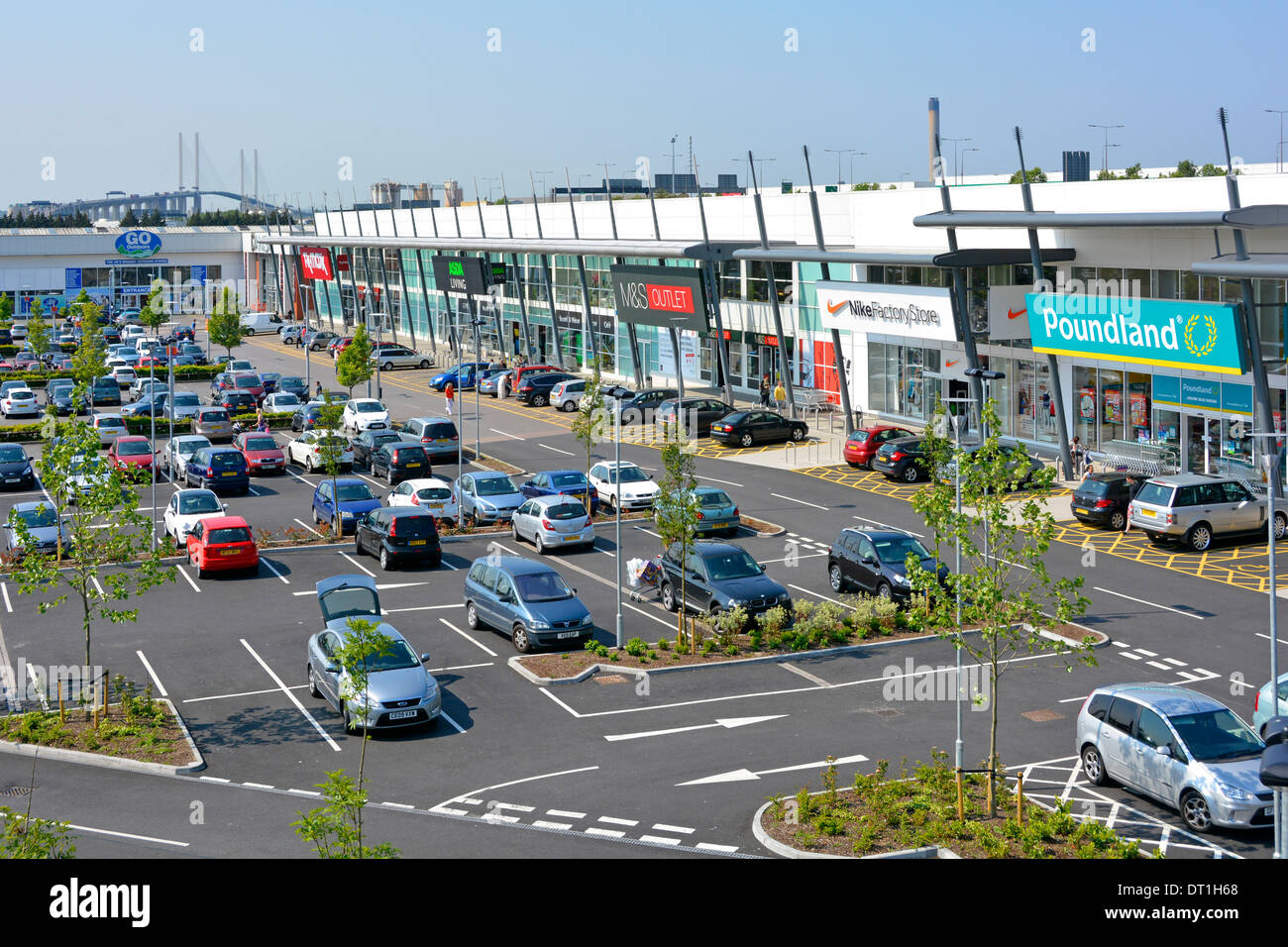 Free Car Parks In Northampton