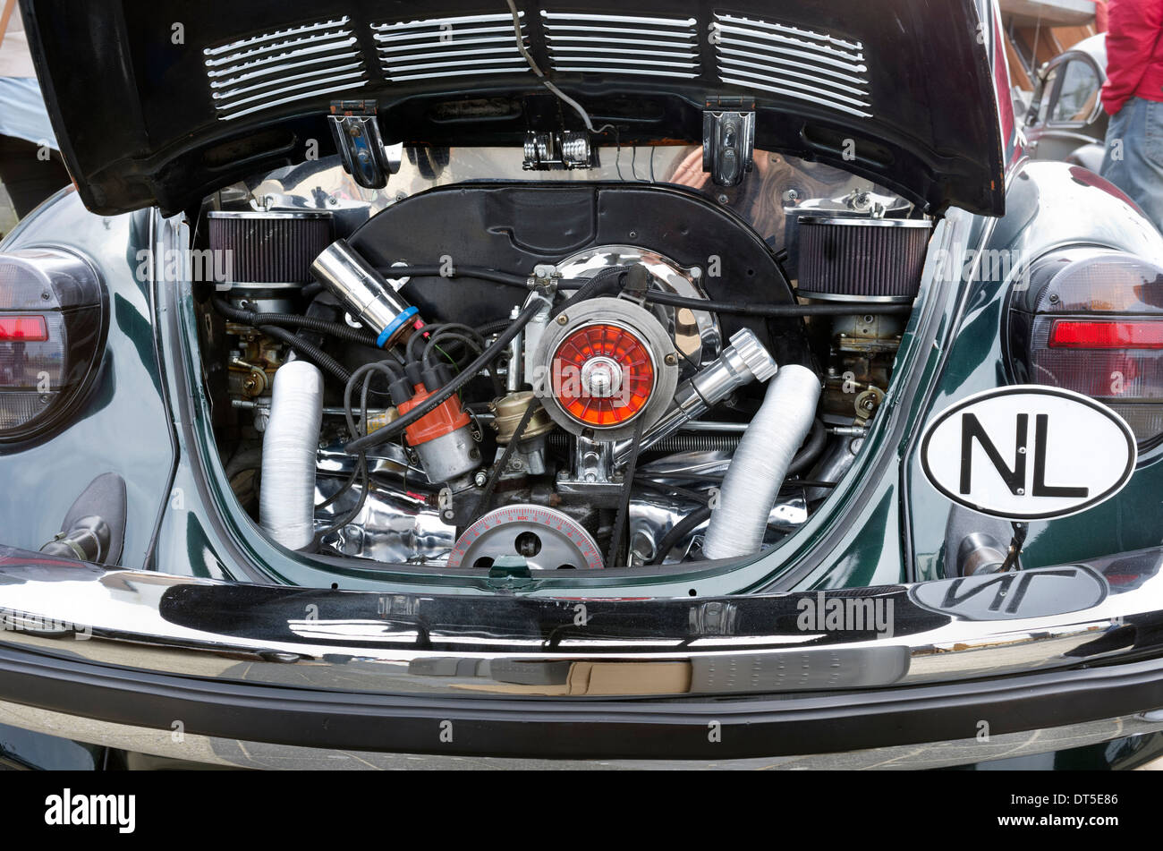 Rear Mounted Air Cooled Engine Volkswagen Vw Beetle On