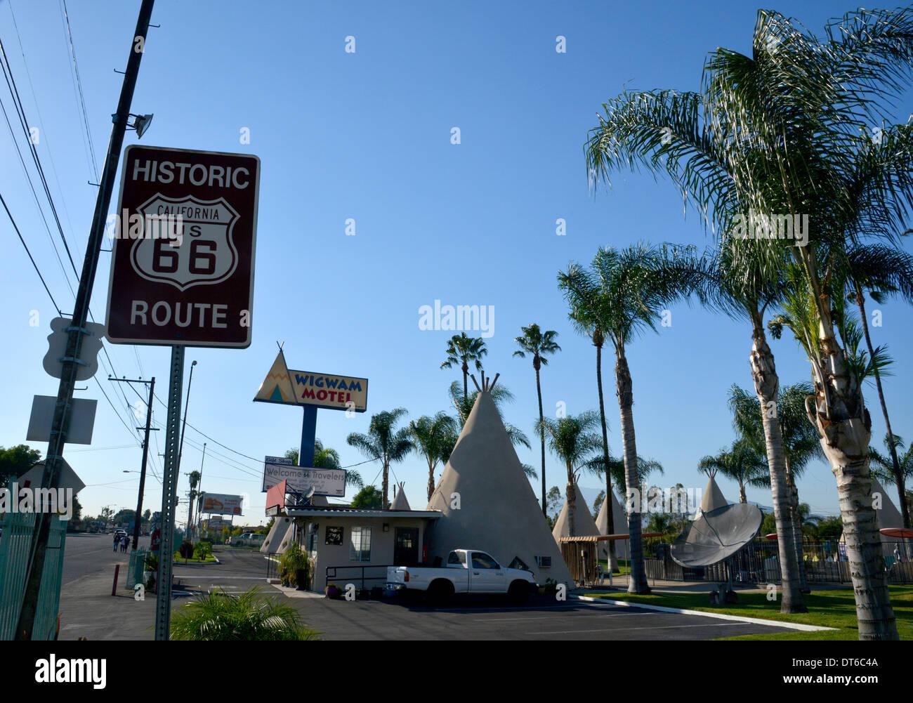 Motel  San Bernardino Ca