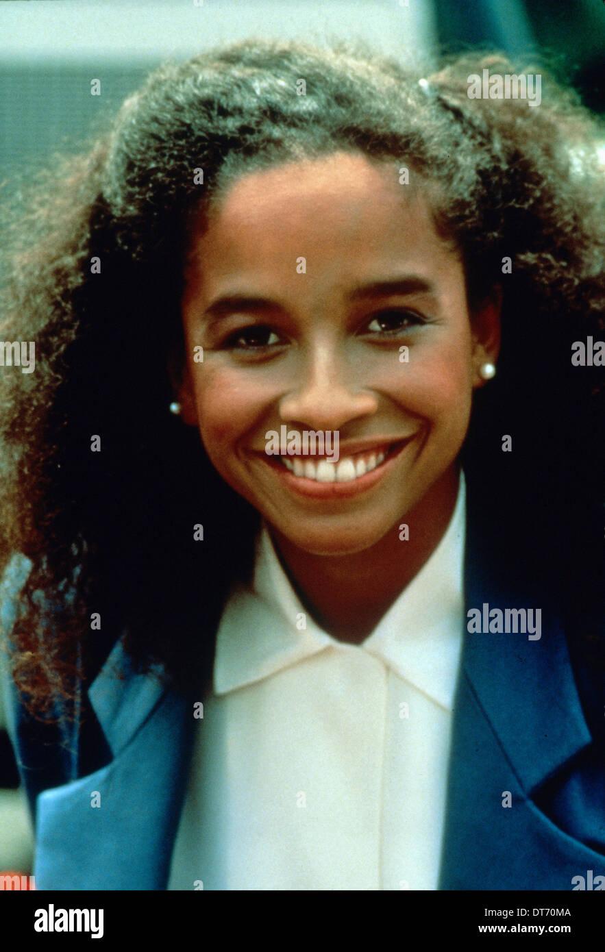 alyssa milano commando 1985 stock photo royalty free