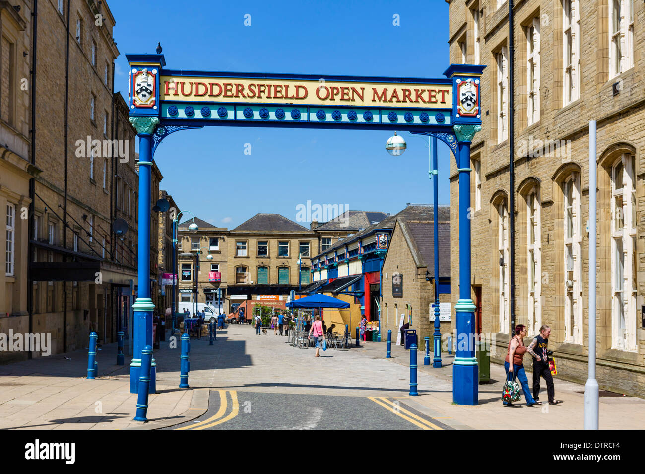 huddersfield england