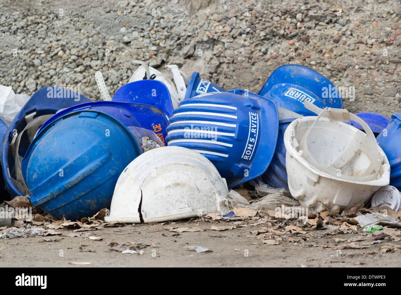 used-blue-helmets-DTWPE3.jpg