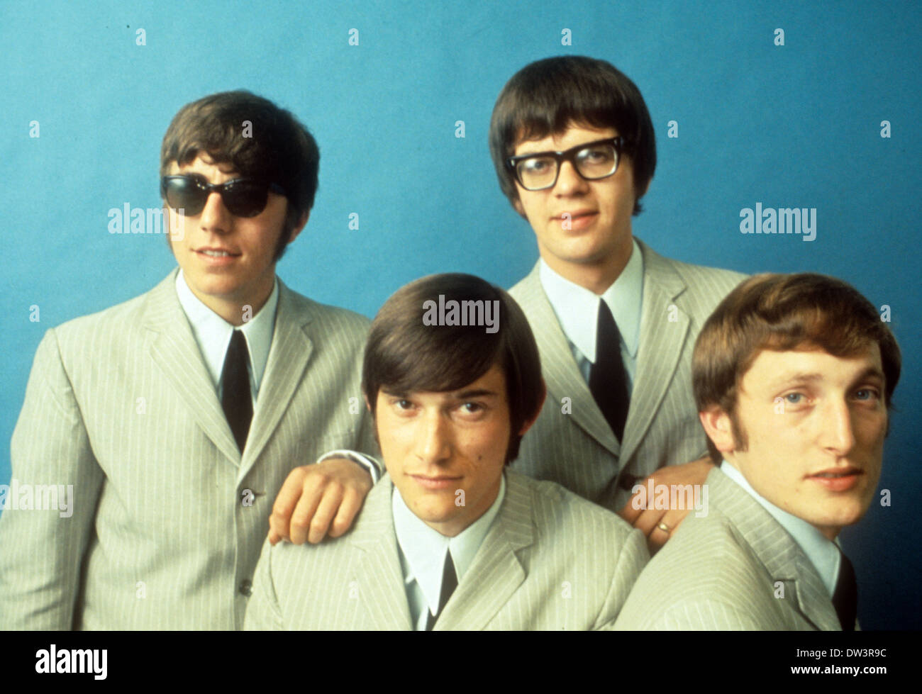 Vanity Fare Uk Pop Group About 1967 Stock Photo, Royalty ...