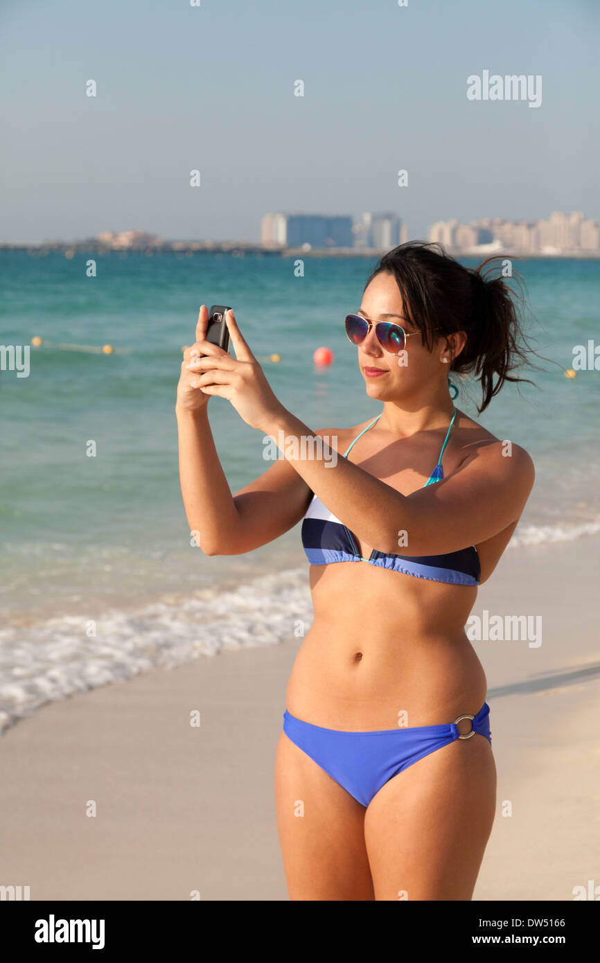 Arab Bikini Photo