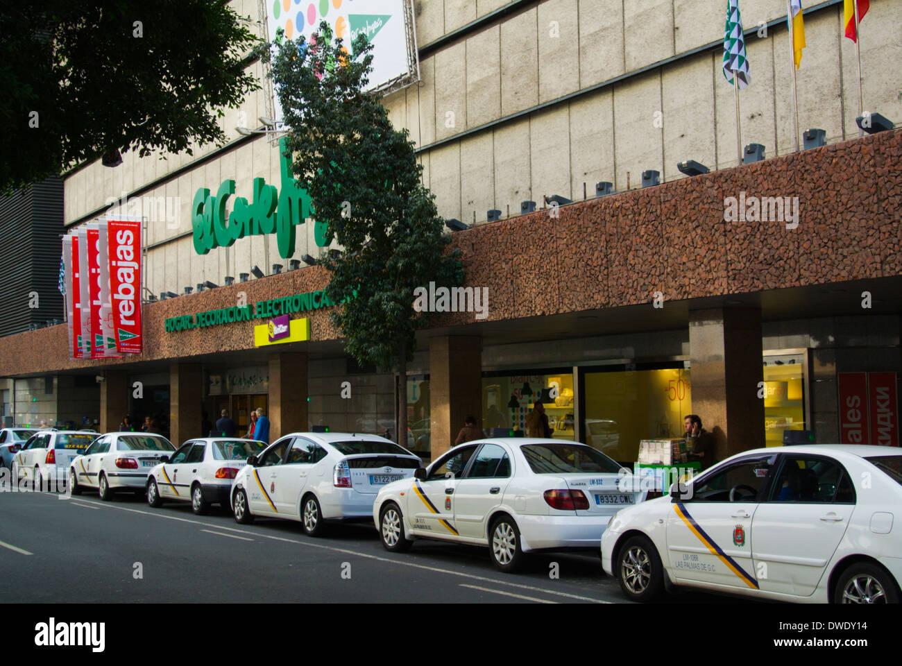 Avenida de jose mesa y lopez main street in front of el - Showroom las palmas ...