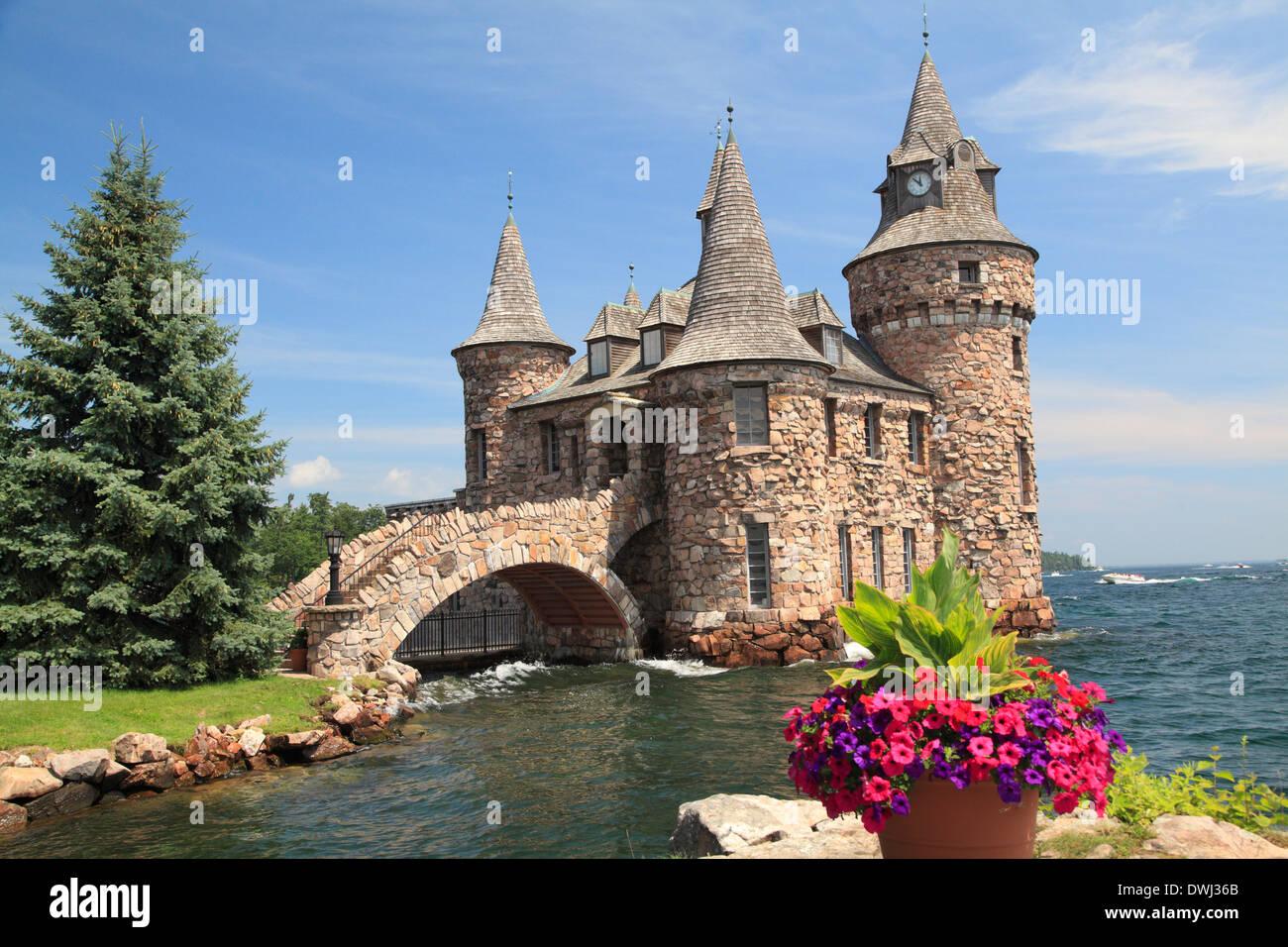 Hom Design Power House At Boldt Castle Thousand Islands New York