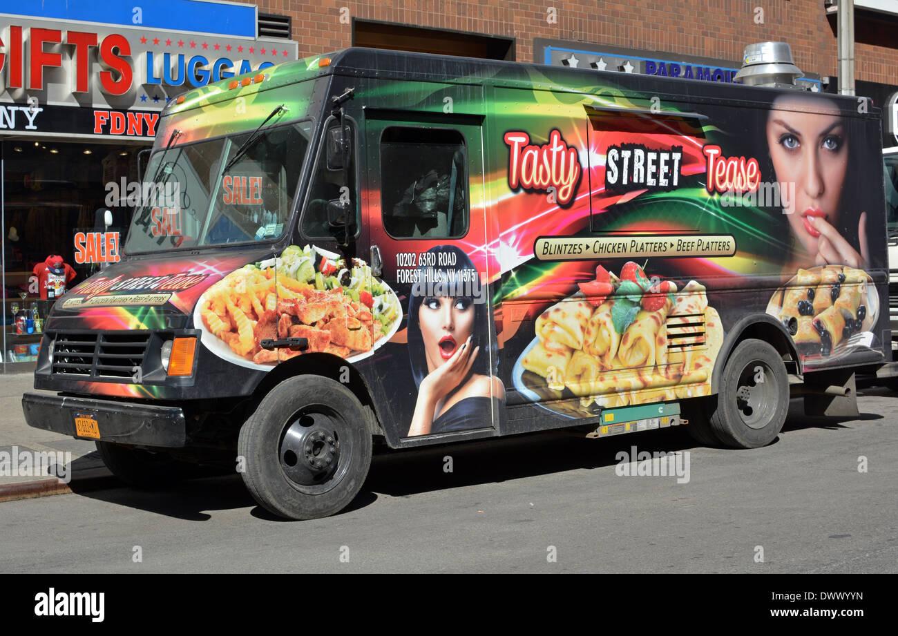 Food Trucks New York Midtown
