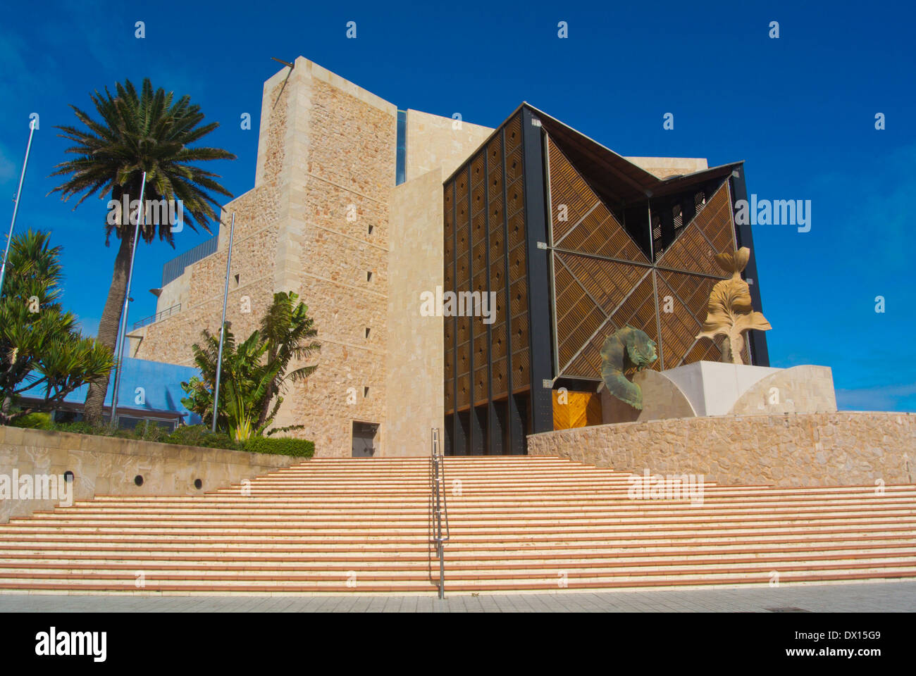 Auditorio alfredo kraus concert hall las palmas de gran canaria stock photo royalty free image - Alfredo kraus auditorio ...