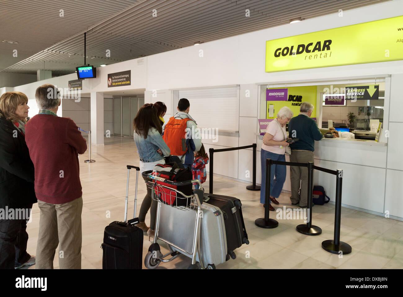 Car Hire Almeria Airport
