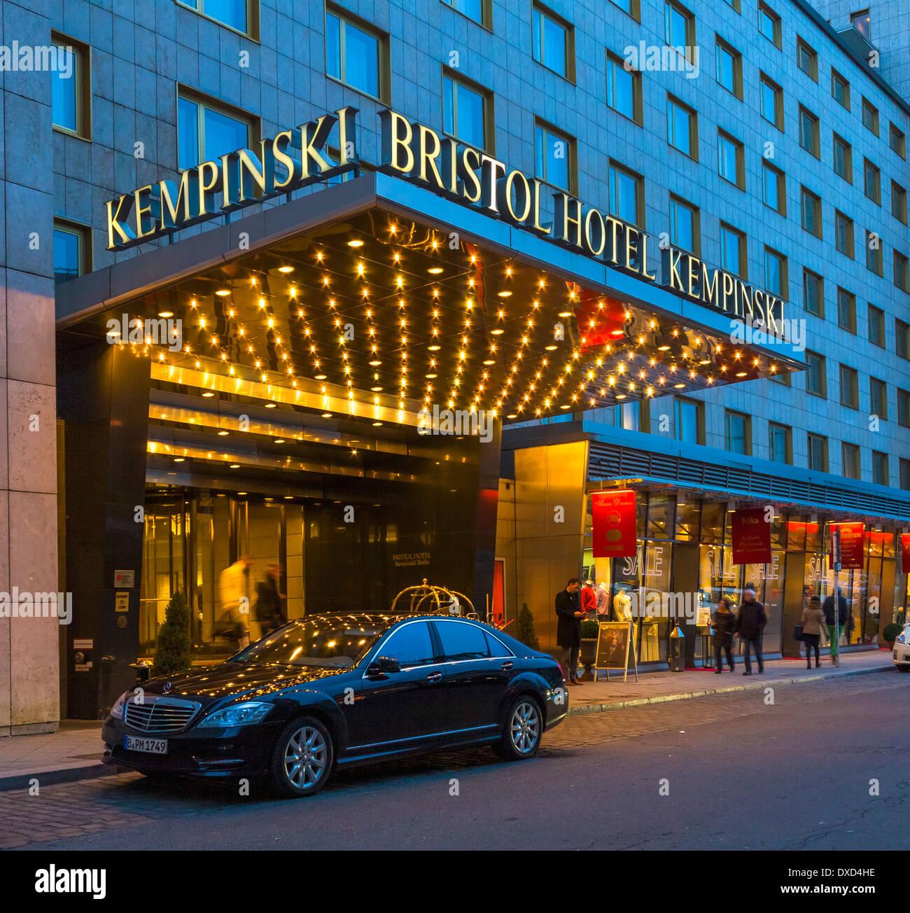 Kempinski Hotel Bristol Berlin Kurfurstendamm