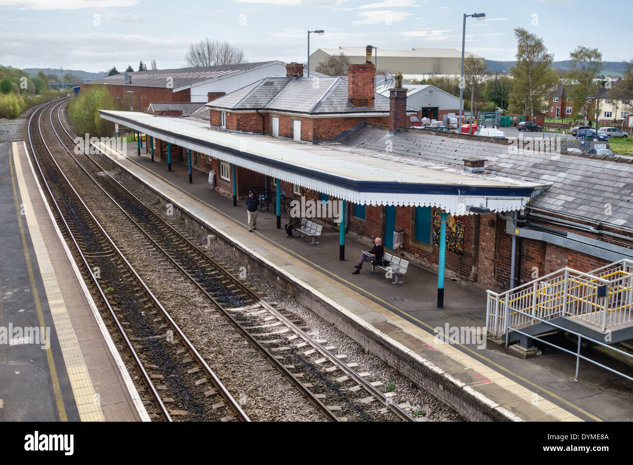 Leominster Railway Station Herefordshire Uk Managed By