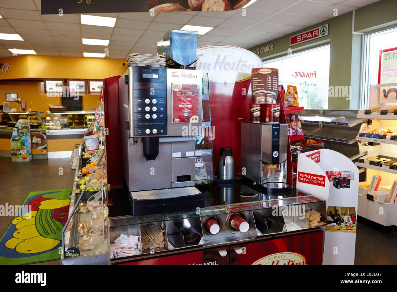 tim hortons coffee machine