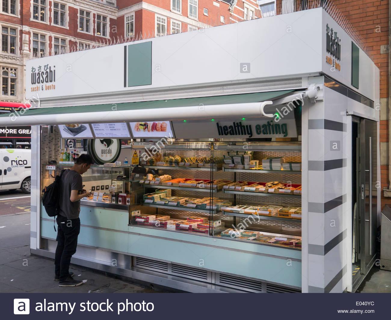 Food Old Street Station