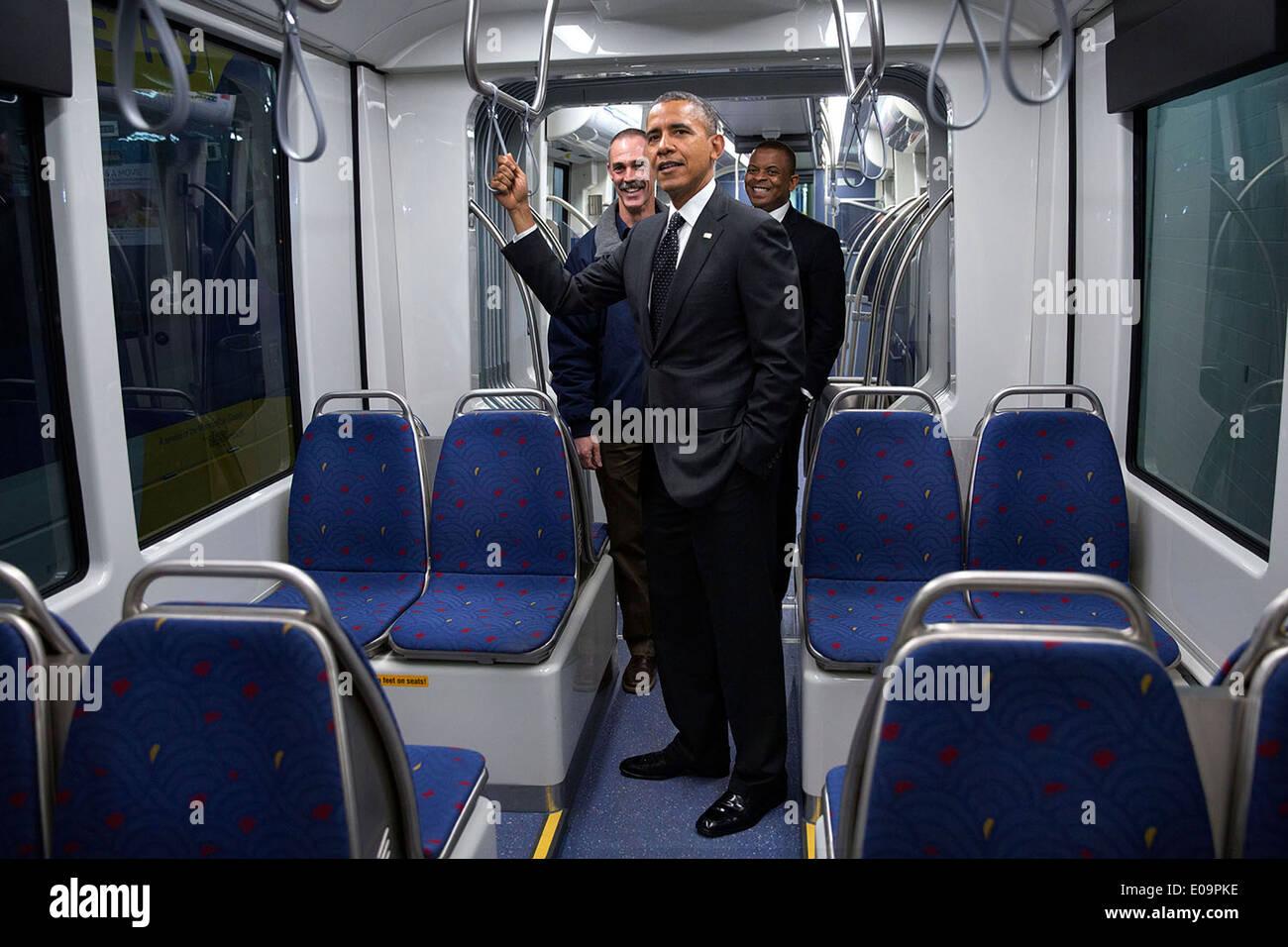 us president barack obama and transportation secretary anthony foxx stock photo 69056834 alamy. Black Bedroom Furniture Sets. Home Design Ideas